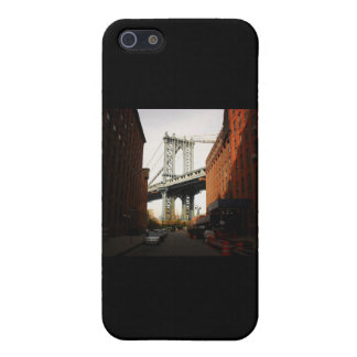 The Manhattan Bridge, A Street View iPhone 5/5S Case