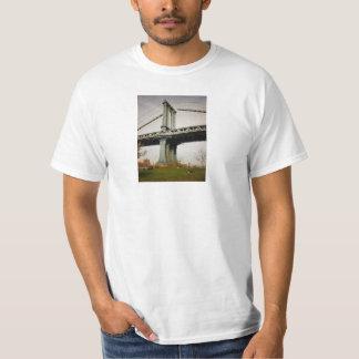 The Manhattan Bridge, View from Brooklyn Shirt