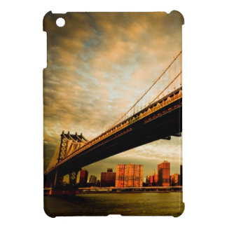 The Manhattan bridge view from Brooklyn side (NYC) iPad Mini Cases