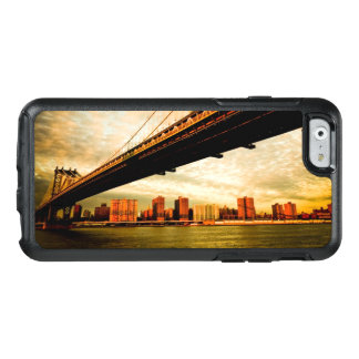 The Manhattan bridge view from Brooklyn side (NYC) OtterBox iPhone 6/6s Case