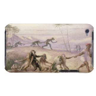 The Manners and Customs of Monkeys Barely There iPod Case