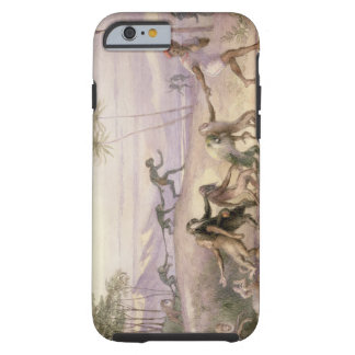 The Manners and Customs of Monkeys Tough iPhone 6 Case