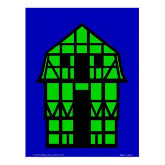 The Mansard House Postcard