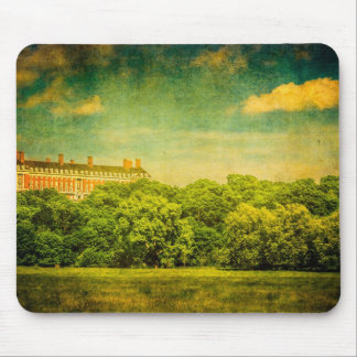 The Mansion on the Hill Mouse Pad