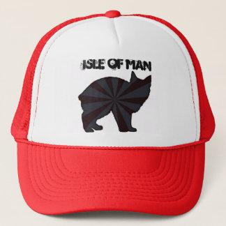 The Manx Cat Trucker Hat