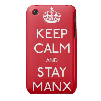 The Manx Phone cover iPhone 3 Covers