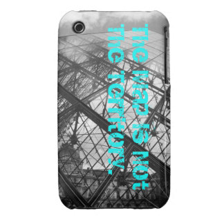 The Map is not the Territory Iphone3 Case iPhone 3 Case-Mate Case