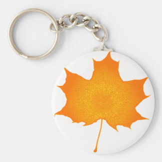 the Maple look Key Ring