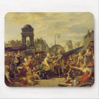 The Marche des Innocents, c.1814 Mouse Mat