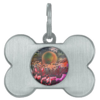 The Marching Legions Pet ID Tag