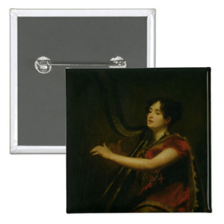 The Marchioness of Northampton 15 Cm Square Badge