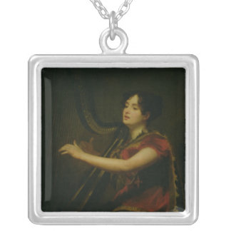 The Marchioness of Northampton Silver Plated Necklace