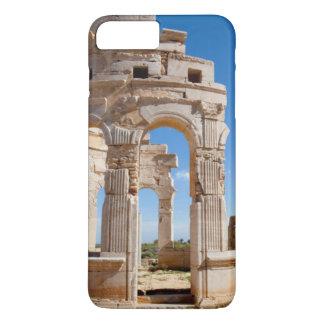 The Market, Leptis Magna, Al Khums District iPhone 8 Plus/7 Plus Case