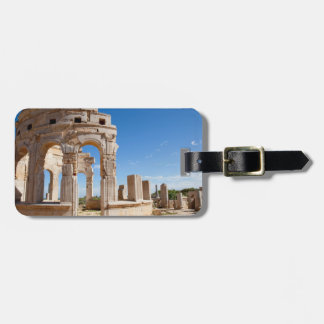 The Market, Leptis Magna, Al Khums District Luggage Tag