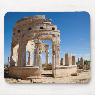 The Market, Leptis Magna, Al Khums District Mouse Mat