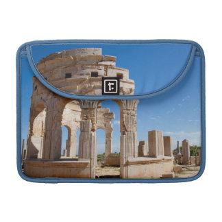 The Market, Leptis Magna, Al Khums District Sleeve For MacBook Pro