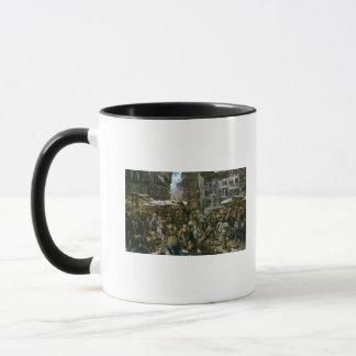 The Market of Verona Mug