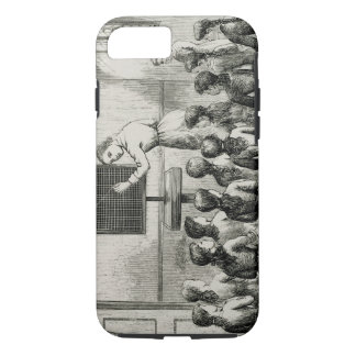 'The Marking Lesson', illustration from 'A Manual iPhone 8/7 Case