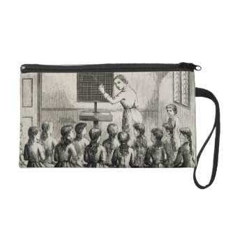 'The Marking Lesson', illustration from 'A Manual Wristlet Purse