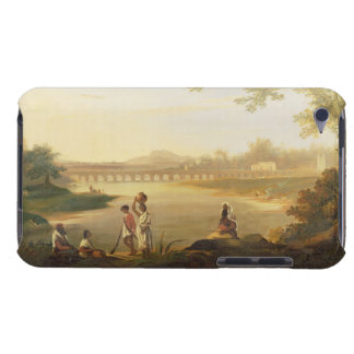 The Marmalong Bridge, with a Sepoy and Natives in Barely There iPod Case
