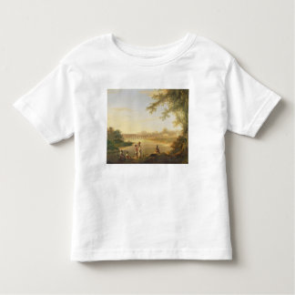The Marmalong Bridge, with a Sepoy and Natives in Toddler T-Shirt