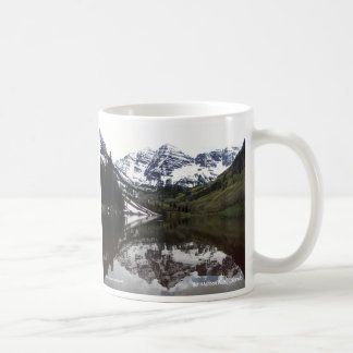The Maroon Bells, Colorado. 11oz Mug