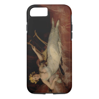 The Marquesa de Santa Cruz, 1805 (oil on canvas) iPhone 8/7 Case