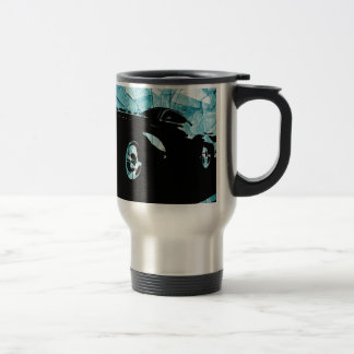 The Marqui 11 Classic Car Collection Travel Mug