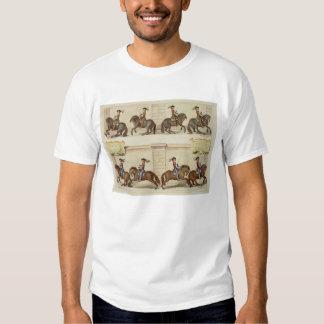 The Marquis of Newcastle on Horseback Demonstratin T Shirt