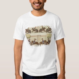 The Marquis of Newcastle on Horseback Demonstratin Tee Shirt
