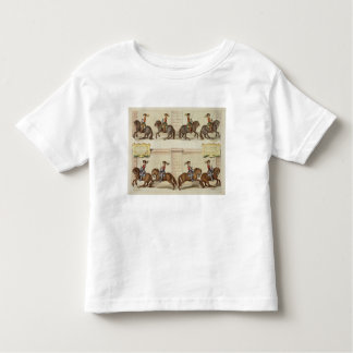 The Marquis of Newcastle on Horseback Demonstratin Toddler T-Shirt