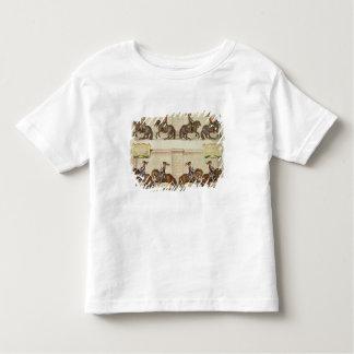 The Marquis of Newcastle on Horseback Demonstratin Toddler T-Shirt