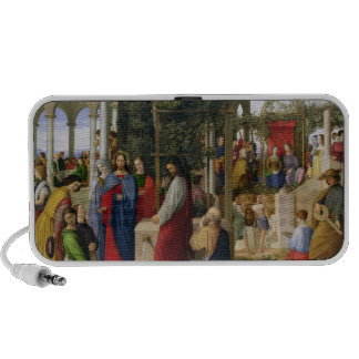 The Marriage at Cana 1819 Travelling Speakers
