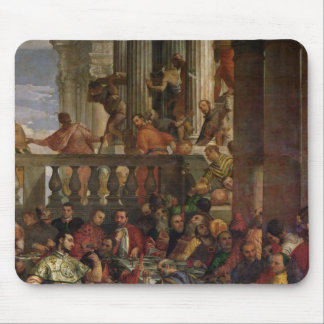 The Marriage Feast at Cana Mouse Mat