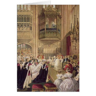 The Marriage of Edward VII Card