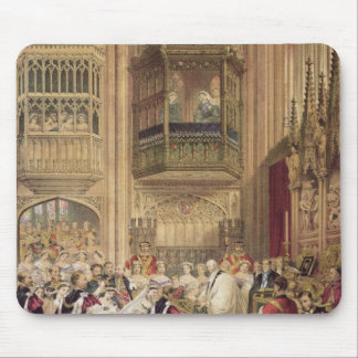 The Marriage of Edward VII Mouse Pad