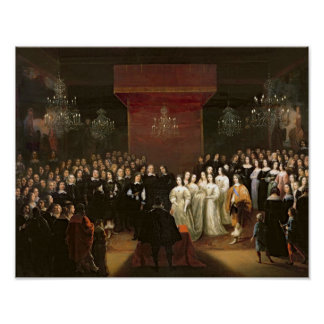 The Marriage of Frederick William Poster