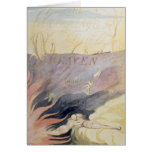 The Marriage of Heaven and Hell Greeting Card