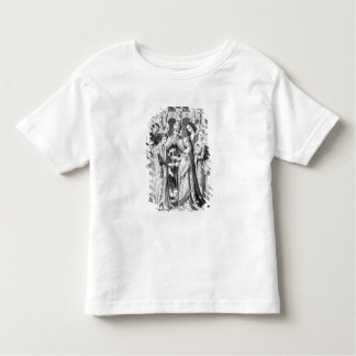 The Marriage of Henry VI and Margaret of Anjou Toddler T-Shirt