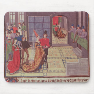 The Marriage of Renaud de Montauban and Mouse Mat