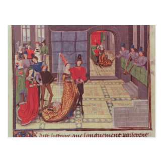 The Marriage of Renaud de Montauban and Postcard