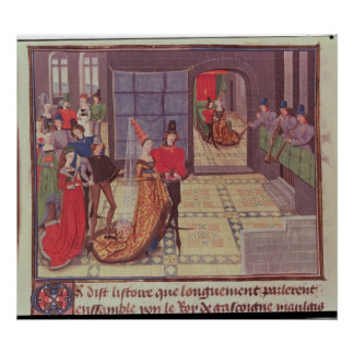 The Marriage of Renaud de Montauban and Poster