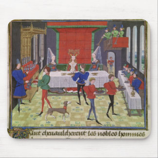 The Marriage of Renaud of Montauban and Clarisse Mouse Mat