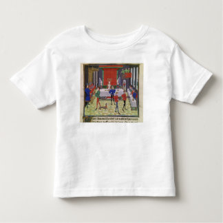 The Marriage of Renaud of Montauban and Clarisse Toddler T-Shirt