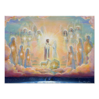 The Marriage of the Lamb Poster