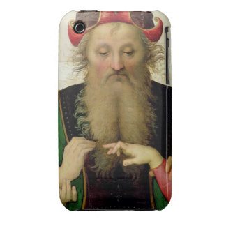 The Marriage of the Virgin, detail of the high pri iPhone 3 Case-Mate Case