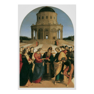 The Marriage of the Virgin Poster