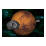 The Martian System Print