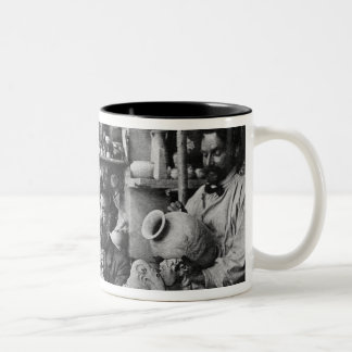 The Martin brothers Two-Tone Coffee Mug