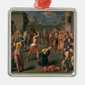The Martyrdom of St.Paul Christmas Ornament
